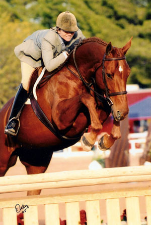 Horse of the Month October 2005
